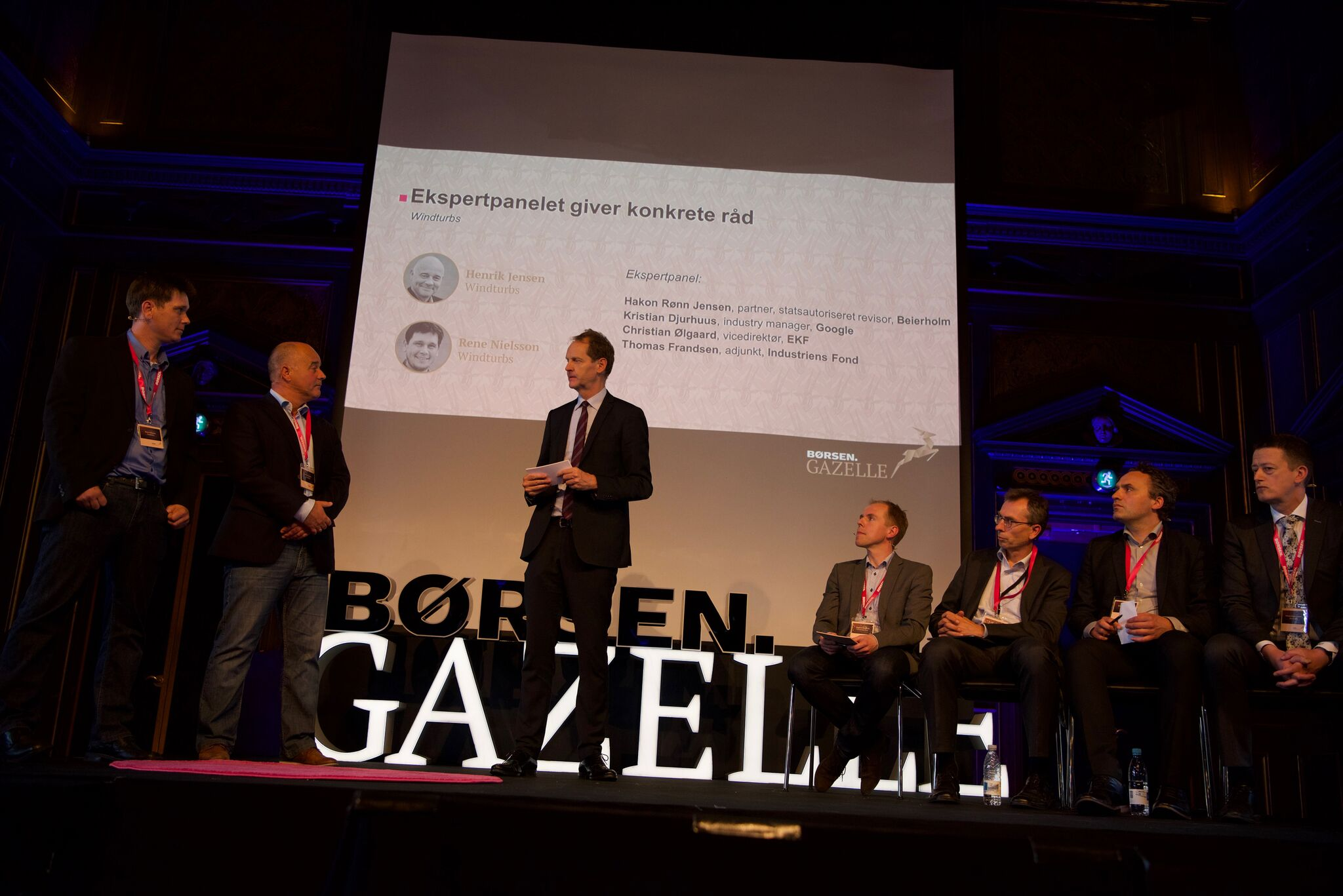 Windturbs - Gazelle Accelerator-konference